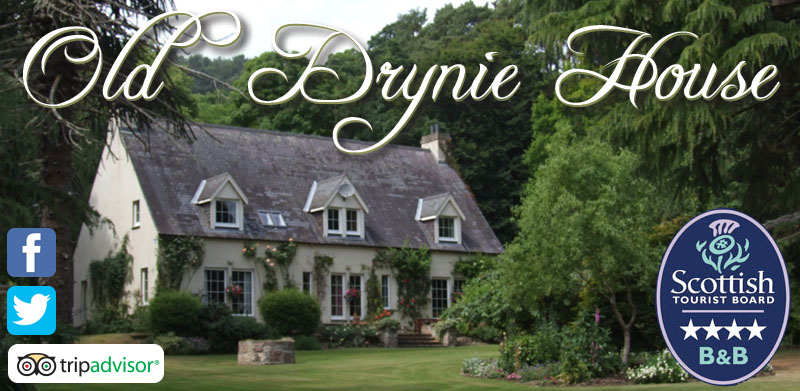 Old Drynie House